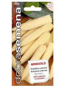 Kukurica MINIGOLD