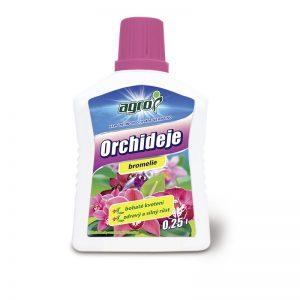 Kvapalné hnojivo pre orchidey
