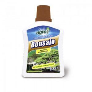Kvapalne hnojivo pre bonsaje