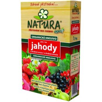 NATURA organické hnojivo pre jahody
