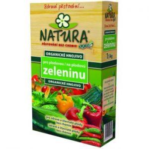 NATURA organické hnojivo pre plodovu zeleninu