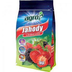 Organicko menerálne hnojivo pre jahody