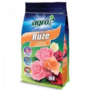 Organicko menerálne hnojivo pre ruže