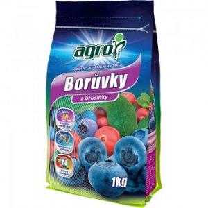 Organicko minárlne hnojivo pre čučoriedky