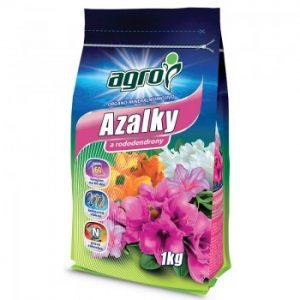 Organicko minerálne hnojivo na azalky a rododendróny
