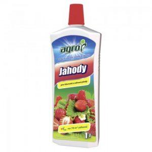 kvapalne hnojivo pre jahody